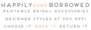 Rentable Wedding Accessories