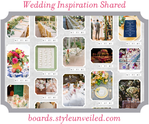 Find and Share Wedding Inspiration