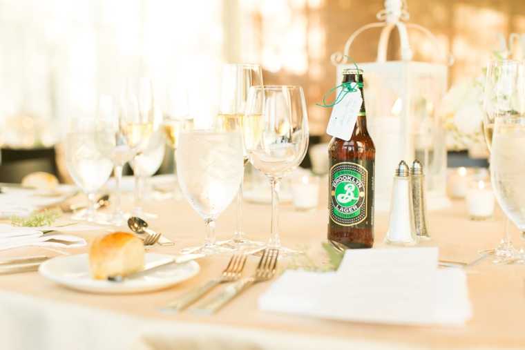 A Vintage Glam Emerald Green Wedding