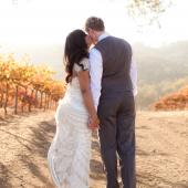 Rustic & Vintage Fall Wedding_0015