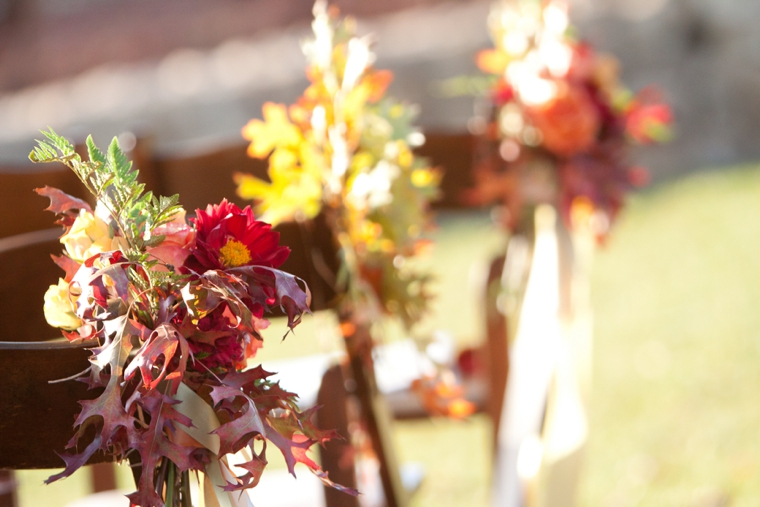 Rustic & Vintage Fall Wedding