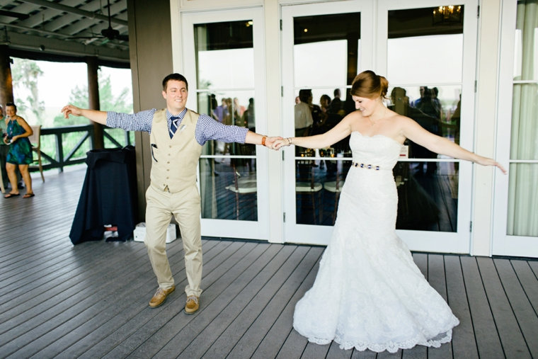 A Romantic Nautical Wedding via TheELD.com