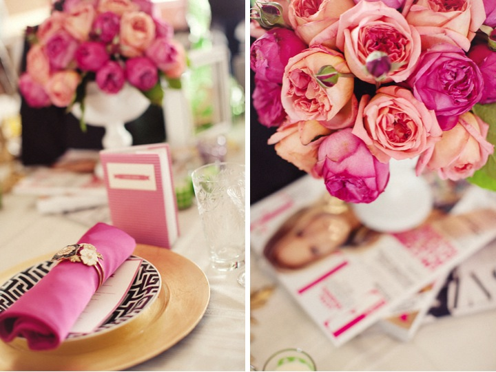Kate Spade Inspiration Shoot via TheELD.com