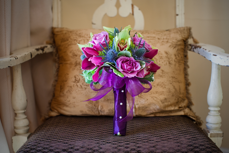 Purple & Green Persian Wedding | Every Last Detail
