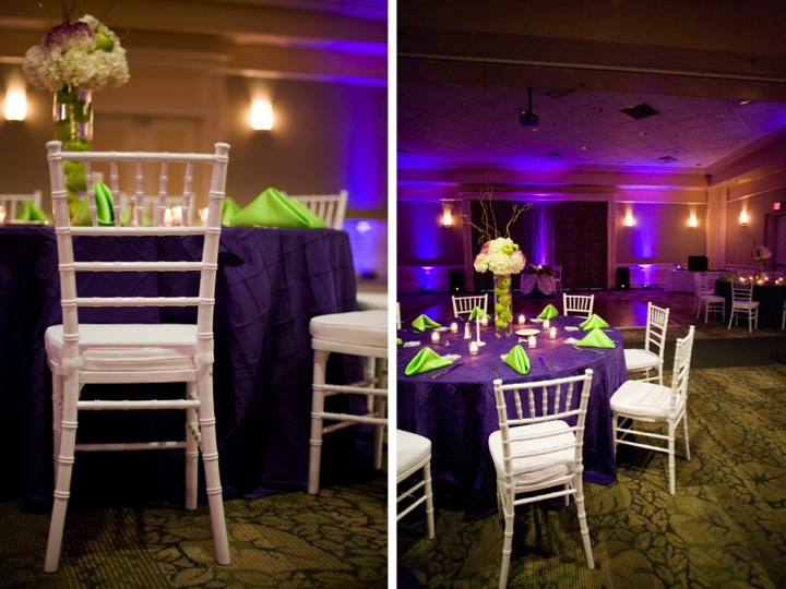 Purple green florida wedding part 2 every last detail purple green florida wedding part 2 via junglespirit Choice Image