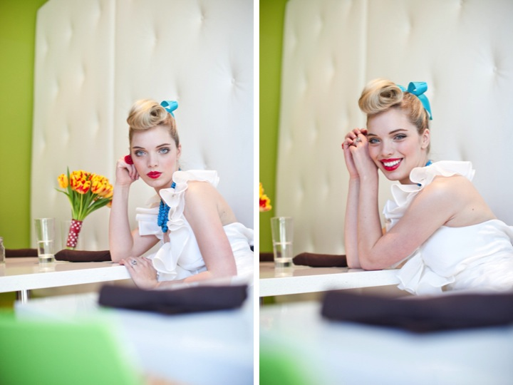 Whimsical Vintage Style Dictionary Shoot {Part 1} via TheELD.com