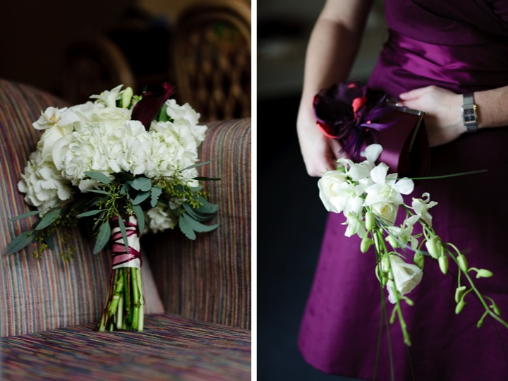 Eclectic Florida Park Wedding via TheELD.com
