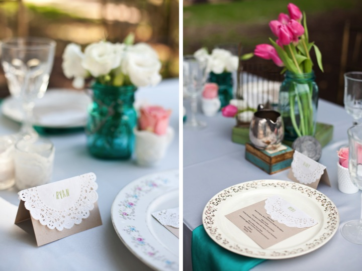 {ELD Special} Vintage Eclectic Inspiration Shoot via TheELD.com