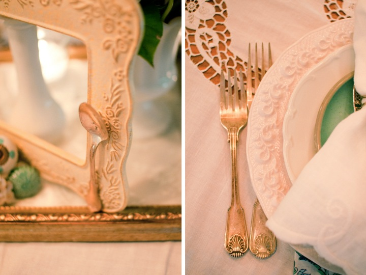 {Vintage Eclectic} Style Dictionary Inspiration Shoot via TheELD.com