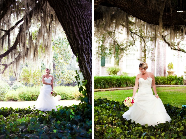 Southern Garden Inspiration Shoot via TheELD.com