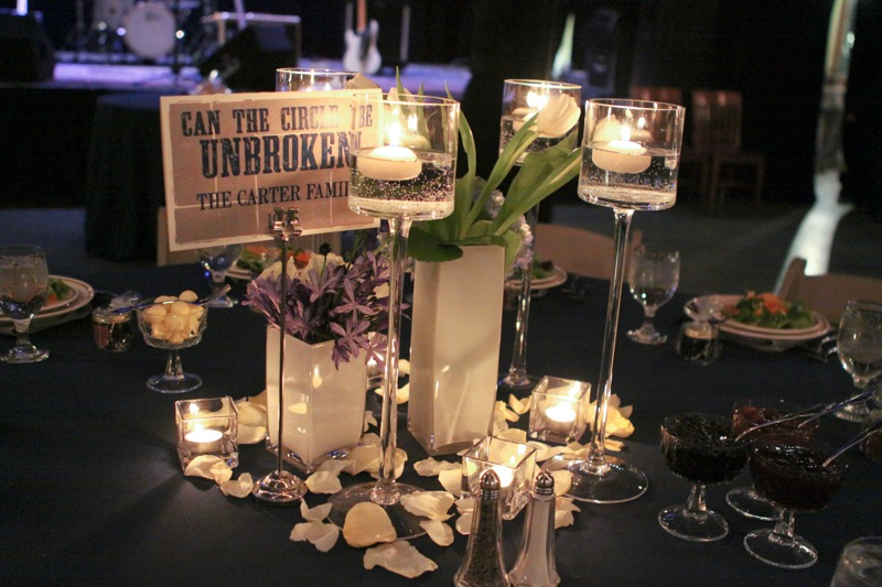 Purple & Blue Country Music Wedding | Every Last Detail - photo#35