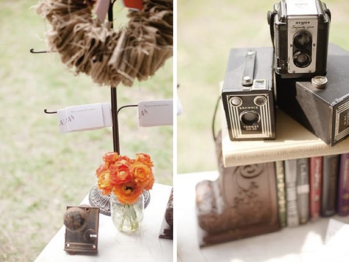 Rustic & Eclectic Texas Wedding via TheELD.com