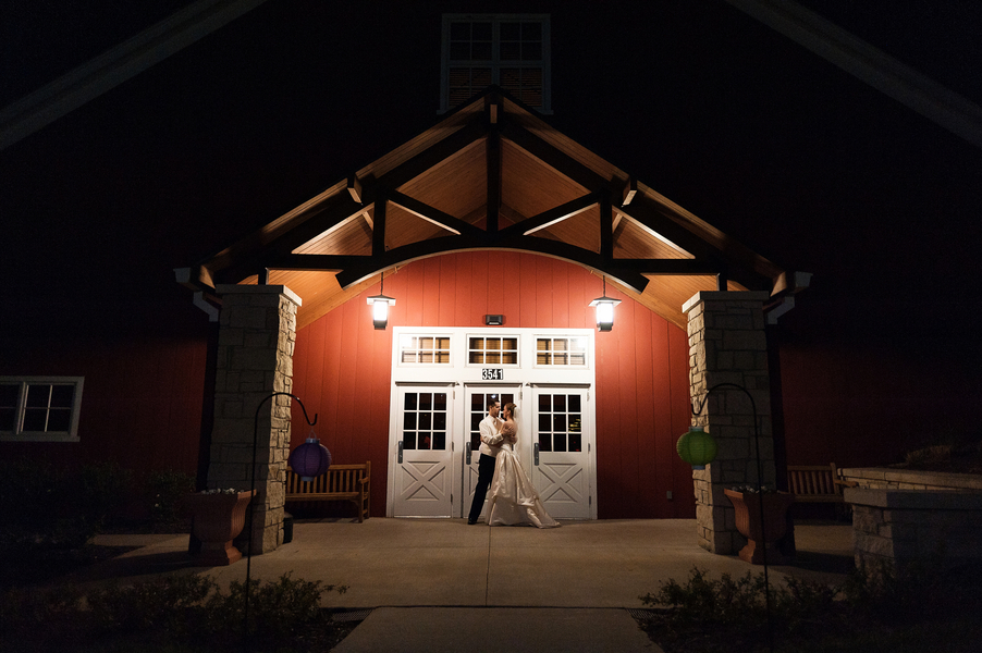 Eclectic, Colorful Kansas Wedding via TheELD.com