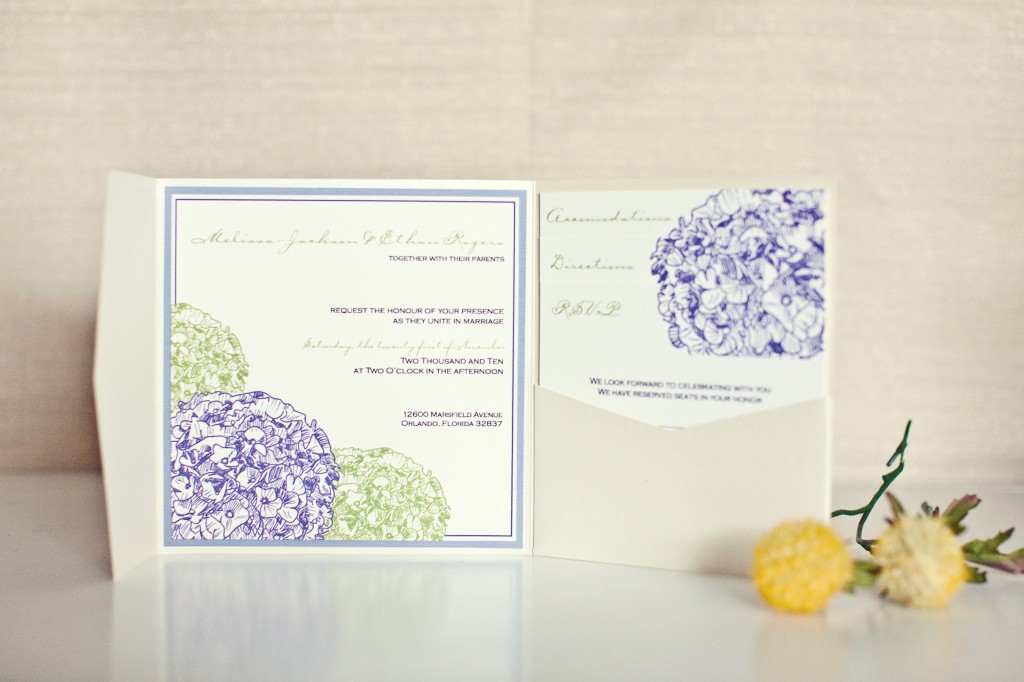 Vendor of the Week: Seaside Invitations via TheELD.com