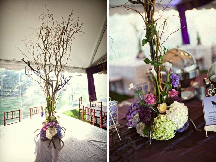 Enchanted Forest Elegant Wedding Every Last Detail