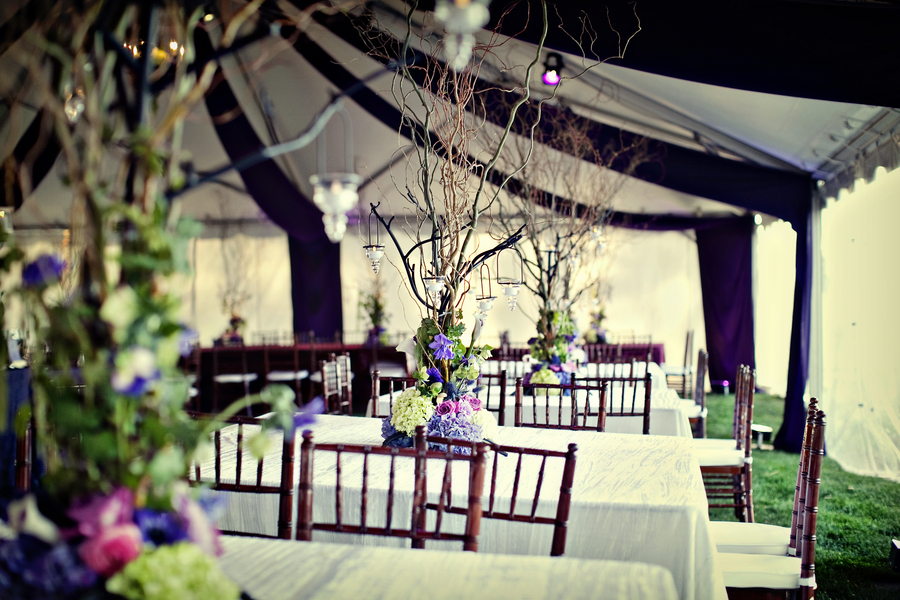 Quot Enchanted Forest Quot Elegant Wedding Every Last Detail