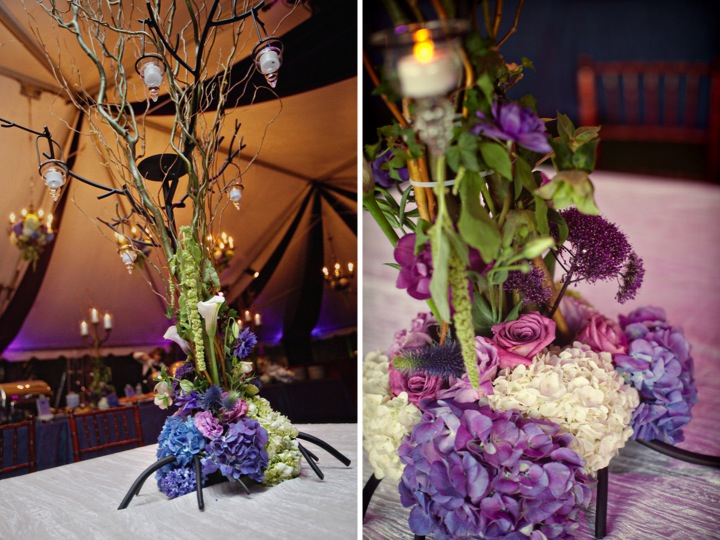 Quot enchanted forest elegant wedding every last detail