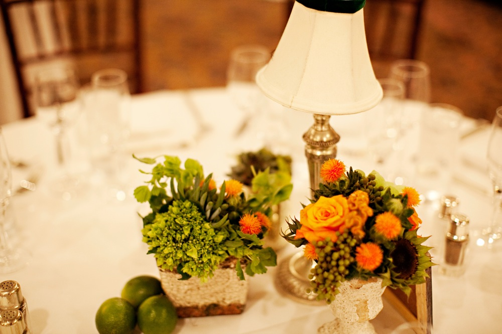 Rustic Elegant California Wedding via TheELD.com