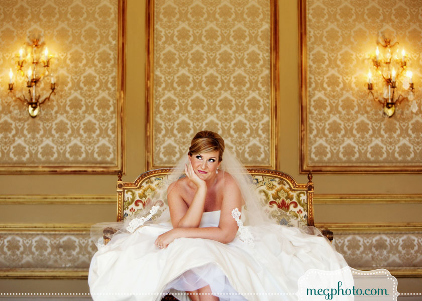 Thursday Tips: What To Wear Under Your Wedding Dress via TheELD.com