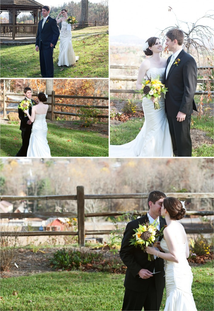 Classic and Rustic North Carolina Wedding via TheELD.com