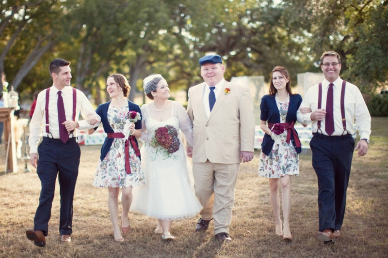 Best of 2012: Vintage Weddings via TheELD.com