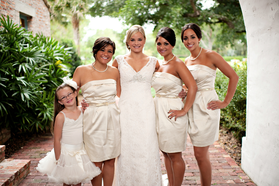 Classic, Romantic & Rustic Florida Wedding via TheELD.com