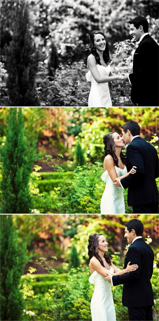 Classic Jacksonville Garden Wedding via TheELD.com