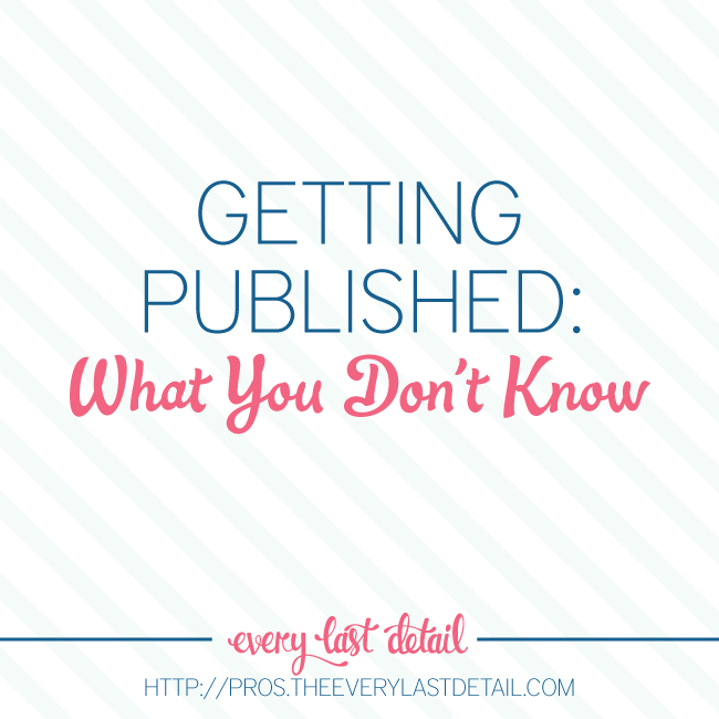 Getting Published: What You Dont Know via TheELD.com